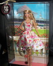 Kentucky Derby  Barbie Doll NRFB Pop Culture Mattel #P4755 - $119.99