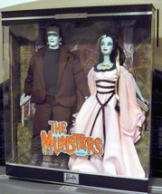 The Munsters Giftset 2001 NRFB Pop Culture Barbie Ken Mattel - $275.00