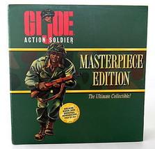 GI Joe Action Soldier Doll Masterpiece Edition ... - $24.70