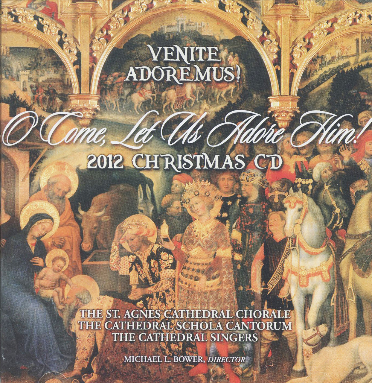 Venite adoremus   o come let us adore him by the st. agnes cathedral chorale