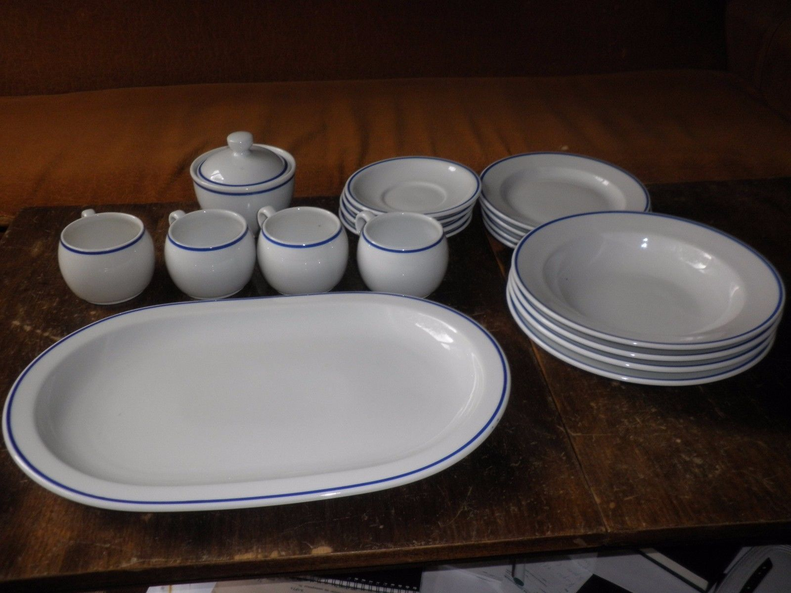 ROSENTHAL PORCELAIN SET DAF WW2 GERMAN ORIGINAL 18 pieces & Rosenthal Porcelain Set Daf Ww2 German and 50 similar items
