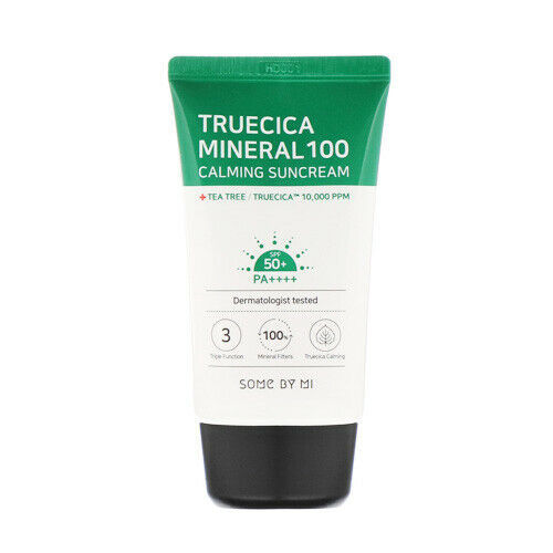 Primary image for [ SOME BY MI ] Truecica Mineral 100 Calming Suncream SPF 50+ PA++++ 50ml