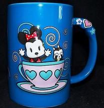 Walt Disney World Resort Parks Retired Minnie Mouse Cutie Coffee Cup Mug... - $29.99