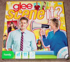 SCENE IT DVD GAME GLEE  2011 SCREENLIFE EXCELLENT - $12.00