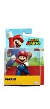 Jakks Pacific World of Nintendo Mario Figurine 2.5in New - $12.82