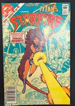TALES OF THE NEW TEEN TITANS #4 Starfire (1982) DC Comics VG+ - $9.89
