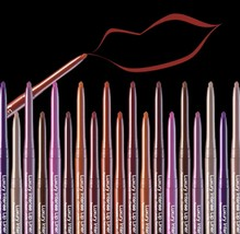 KISS NEW YORK PROFESSIONAL LUXURY INTENSE LIP LINER CHOOSE FROM ORANGE &... - $2.99