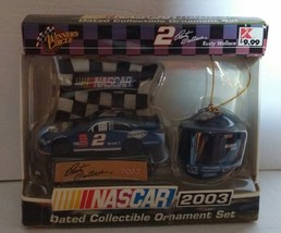 2003 Winner's Circle Trevco Nascar Rusty Wallace #2 Dated Collectible Ch... - $13.99