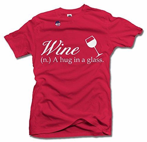 Wine Definition S Red Men's Tee (6.1oz)