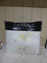 255.00 Ralph Lauren Lakeview Cotton Reversible  3-Pc. Full/Queen comfort... - $74.25