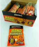 Grabber Case 40 Pairs Hand Warmers 80 Pads 7 Hour 2019 - $26.99