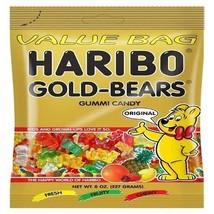 Haribo Gold Baren Gummi Bears 8 oz - $7.04