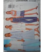 Butterick Size 6-10 Misses' Jacket Top Skirt Shorts & Pants #3091 Uncut - $5.99