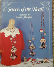 Jewels of the Heart by Pauline Mumford NECKLACES Holiday Tole Painting B... - $7.98