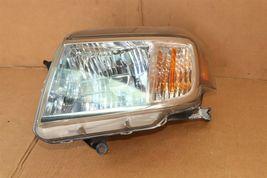 08-11 Mercury Mariner Headlight Head Light Lamp Driver Left LH POLISHED image 6