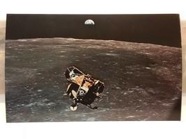 "NASA Apollo 11 Moon Landing - July 20, 1969 Picture Postcard  8 3/4"" x 5.5"" - $7.00"