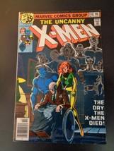 Uncanny X-MEN #114 1978 Marvel Comic Book FN (7.0) Condition X-MEN DIED - $26.99