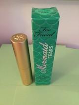 NIB TOO FACED Mermaid Tears La Creme Mystical Effects Lipstick 0.11oz FU... - $14.00