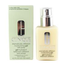 CLINIQUE Dramatically Different Moisturizing Gel w/ Pump - for Oily Skin - NIB - $27.72