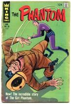 THE PHANTOM #20 1967-KING-1ST GIRL PHANTOM-FLASH GORDON FR/G - $25.22