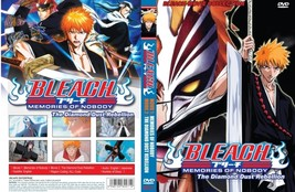 Bleach Movie 1 & 2 (1 disc)