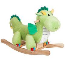 Rocking Dragon Ride Soft Plush Baby Toddler Infant Boy Girl Classic Bedr... - $98.99
