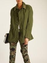 Vintage1960s 1970s Swedish Army jacket M59 military coat combat fieldshirt - $20.00+