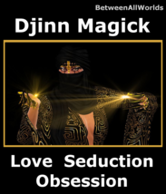 Quantum Love Spell Djinn Ritual Seduction Obsession BetweenAllWorlds Spell - $179.00