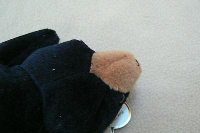 Ty Original Blackie The Bear Beanie Baby HandTag 1994TushTag1993 PVC Ret Error