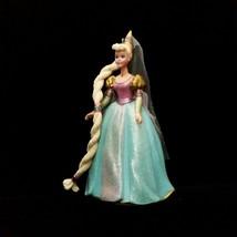 Rapunzel Barbie Ornament Christmas Hallmark Keepsake Children's Series 1997 - $16.99