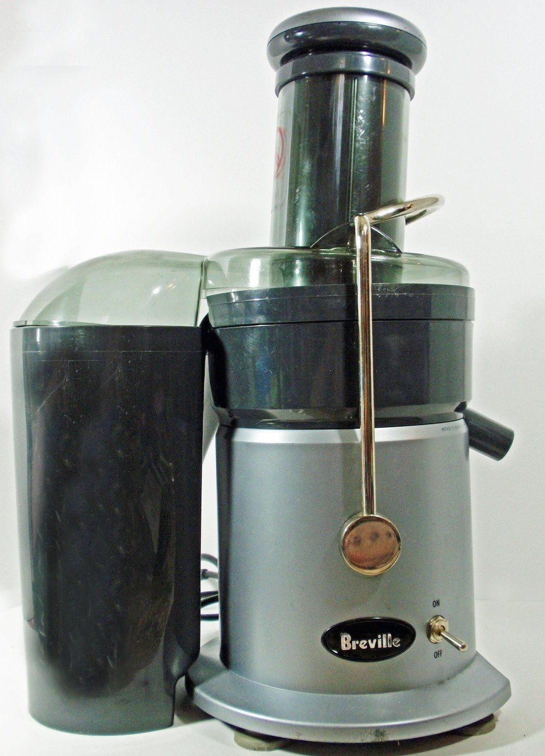 Breville Fountain Elite Wide-Mouth Juices & Smoothies Works Great (B16BJKB20)