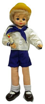 Jack Be Nimble Brinn's Porcelain Doll 1988 Age 8+ (4A4B59) - $29.69
