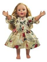 "Clothes American Handmade Dress 18"" Inch Girl Doll (41B4B34_17) - $19.79"