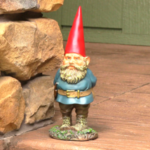 "Gus the orginal Gnome 9.5"" High by Sunnydaze Deor - $34.95"