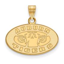 14ky LogoArt Auburn University Small Pendant - $382.00