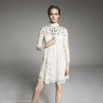 H&M Conscious Exclusive Collection A-Line Lace ... - $295.00