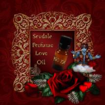 No 238 Sevdale perfume love oil. Reconciliation. Bring real true love.  - $29.99