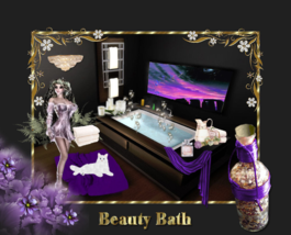 Beauty Ritual Bath. Bath Salts, beauty, Aromatherapy relax with herbs and salts - $22.22