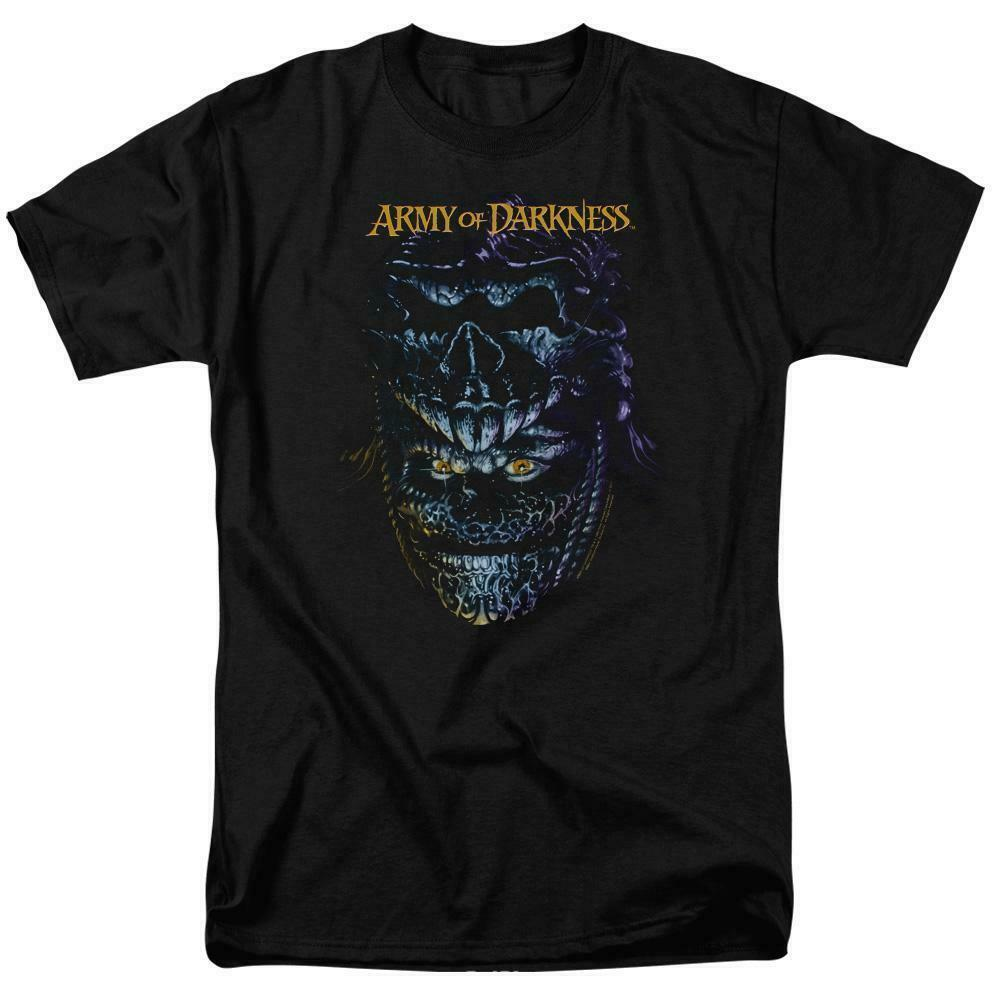 Army Of Darkness Supernatural Retro Horror 80's Evil Dead Graphic T-shirt MGM130