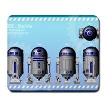 Star Wars R2d2 Large Mousepad : Star Wars Pc Mouse Pad (23cm x 19.4cm) - $4.99
