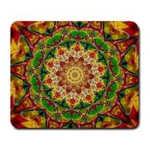 Mandala Large Mousepad : Pc Mouse Pad (23cm x 19.4cm) - $4.99