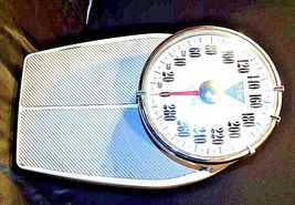 Health O Meter Precise Scale AA18-1336 Vintage image 3