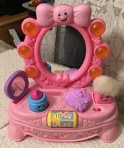 Fisher Price Laugh and Learn Magical Musical Mirror - Includes Some Acce... - $19.95