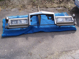1985 1986 1987 Towncar Header Headlight Grill Support Panel Oem Used Org Lincoln - $462.83