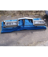 1985 1986 1987 TOWNCAR HEADER HEADLIGHT GRILL SUPPORT PANEL OEM USED ORG... - $462.83