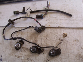 1994 1995 1996 CAPRICE WAGON LEFT TAILLIGHT HARNESS OEM USED ORIG CHEVY - $58.06