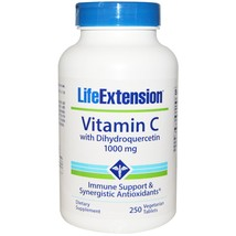 Life Extension - Vitamin C, with Dihydroquercet... - $22.82