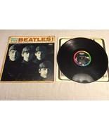 1964 Meet the Beatles Beatles LP Record Album Vinyl Capitol T 2047 VG/G - $34.64