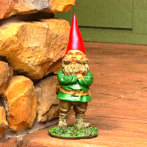 """Timothy the Gnome 9"""" Tall by Sunnydaze Decor - $34.95"""