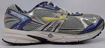 Brooks Ravenna Women's Running Shoes Size US 7.5 M (B) EU 38.5 Gray 1200581B473